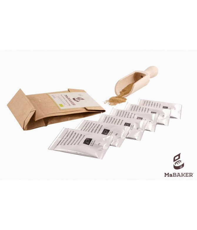 MaBAKER Fermento Desidratado BIO 54gr
