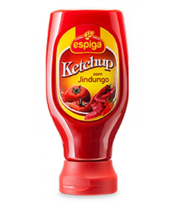 Espiga Ketchup Jindungo Top Down 250gr