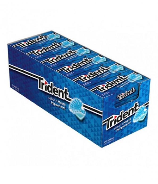 PACK Trident Fresh Peppermint 24x14,5gr