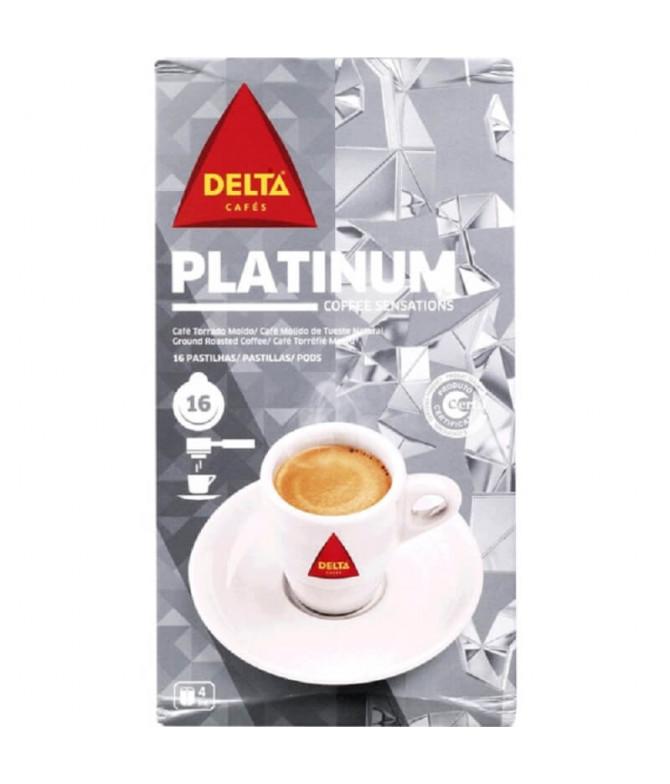 Delta Café Platinum 16un T