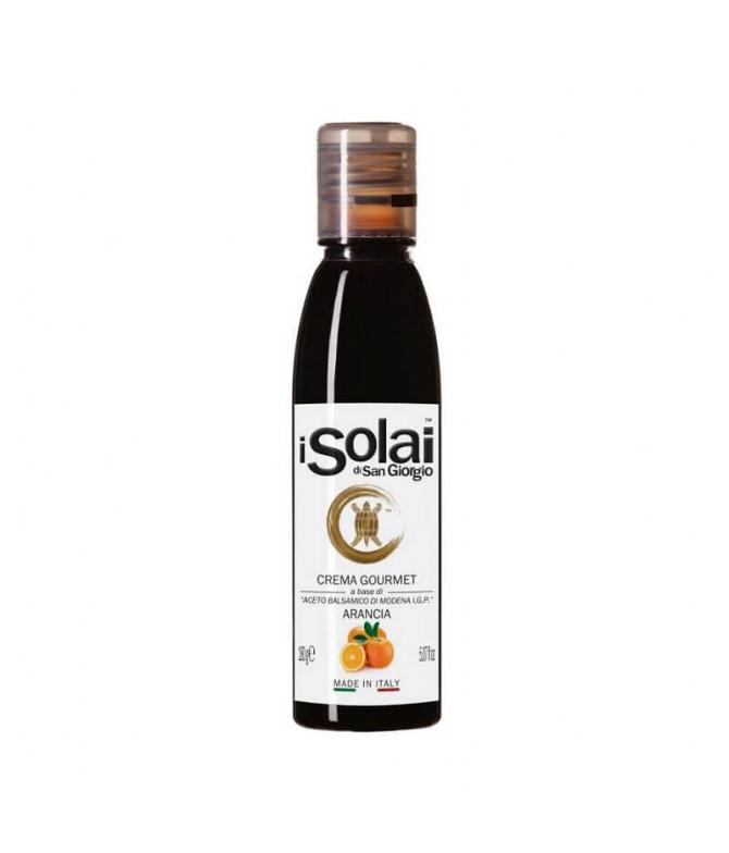 Solai di San Giorgio Vinagre Balsámico Naranja 180gr T