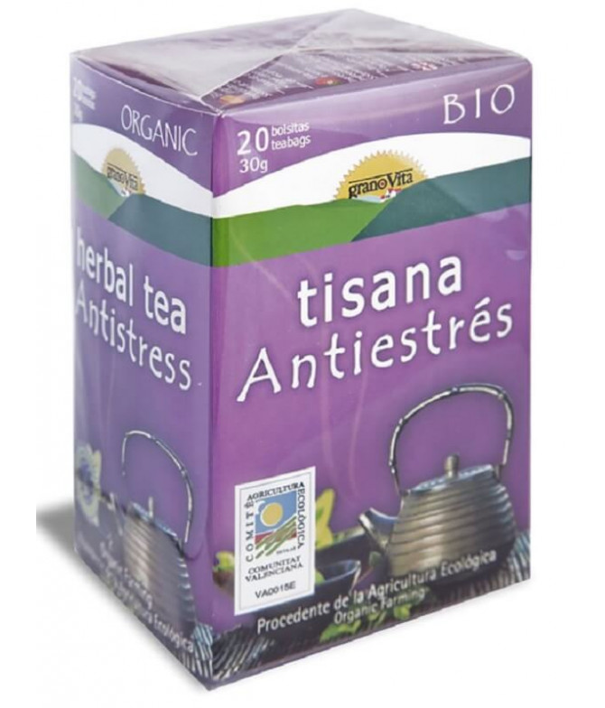 GranoVita Tisana Anti-stress 20un