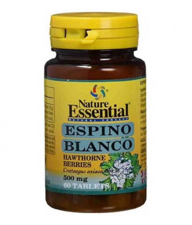 Nature Essential Espino Blanco 60un T