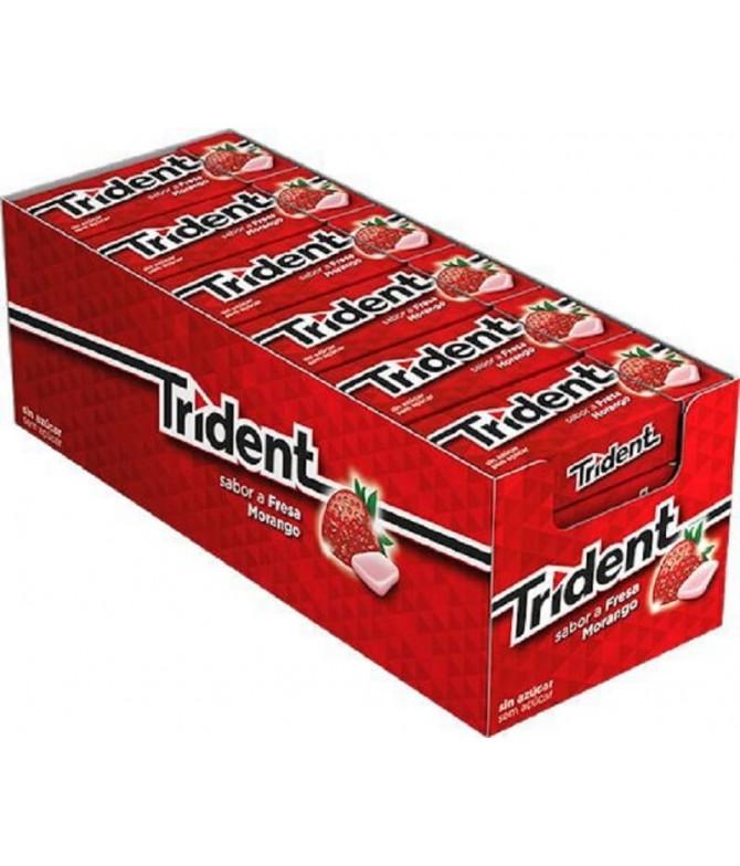 PACK Trident Fresa 24x14,5gr T