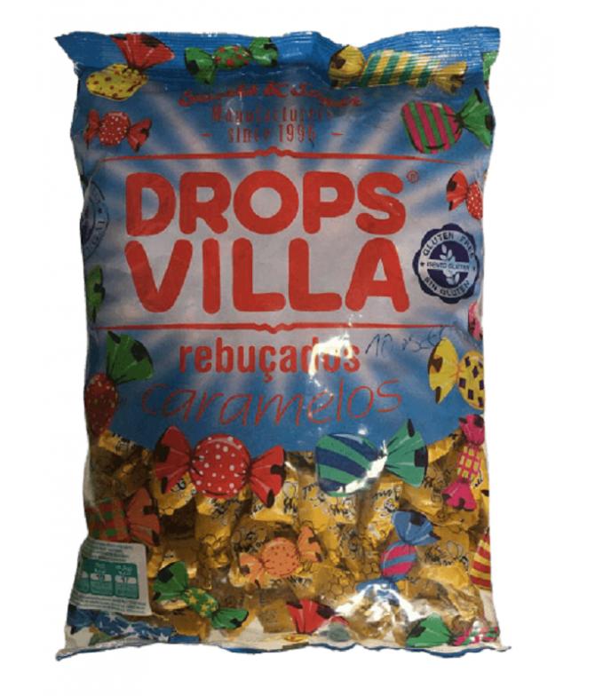 Drops Villa Rebuçado Mel Recheado 1Kg
