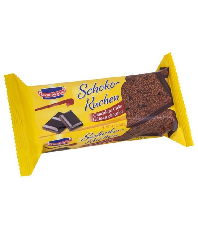 Kuchen Meister Pastel Clásico de Chocolate 400gr T