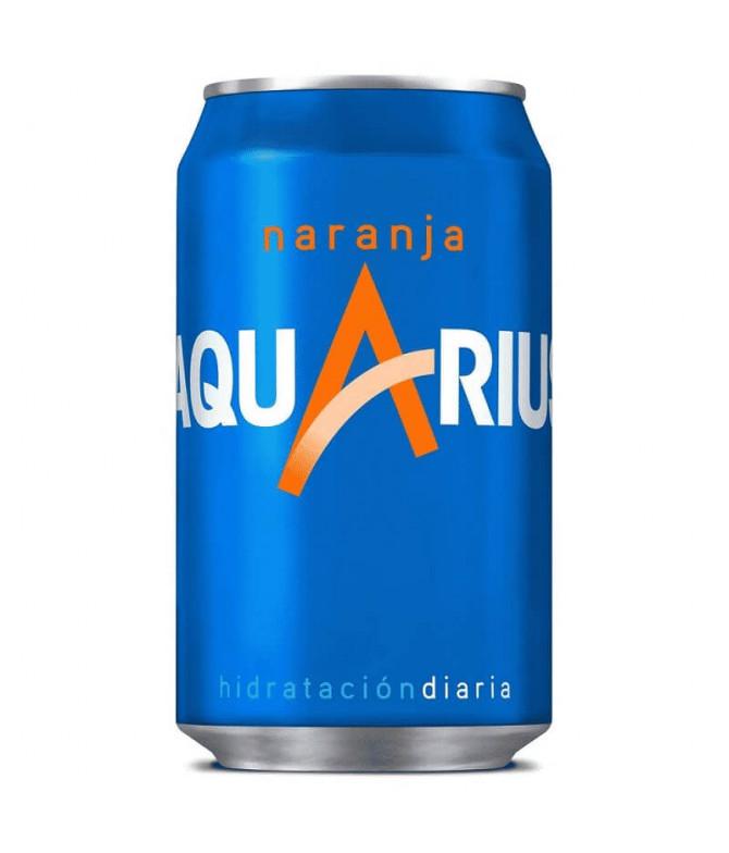 Aquarius Naranja 330ml T