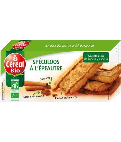 Galletas BIO de Canela y Espelta Céréal Bio