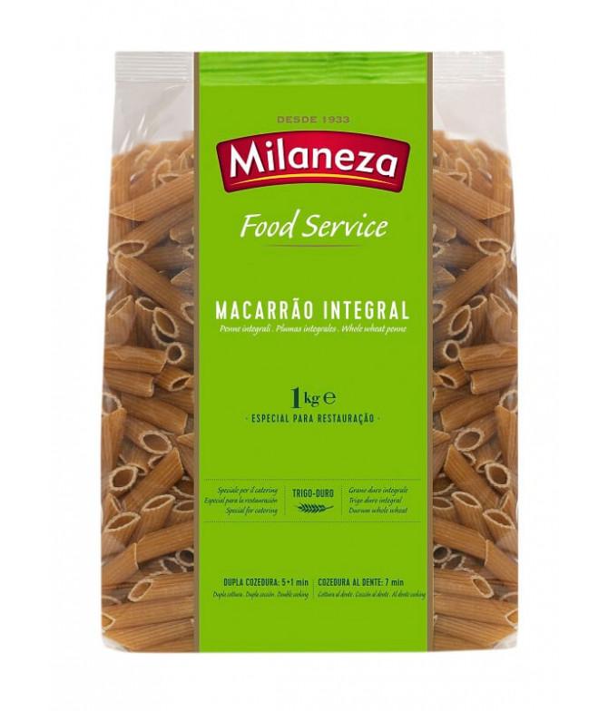 Milaneza Macarrones Integral 1Kg T