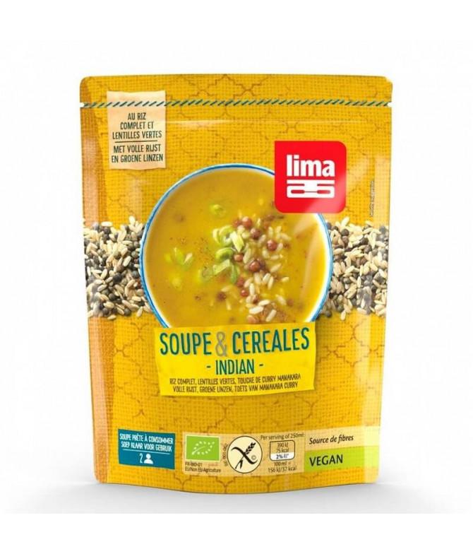 Lima Sopa Instantânea Índia BIO 500ml
