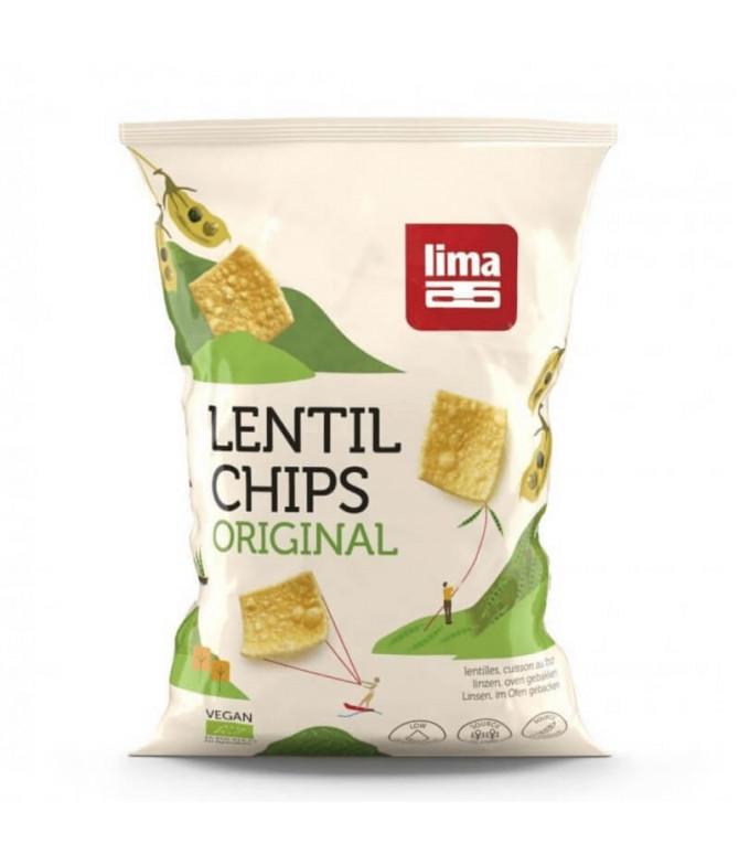 Lima Snack Lentil Original BIO 90gr T