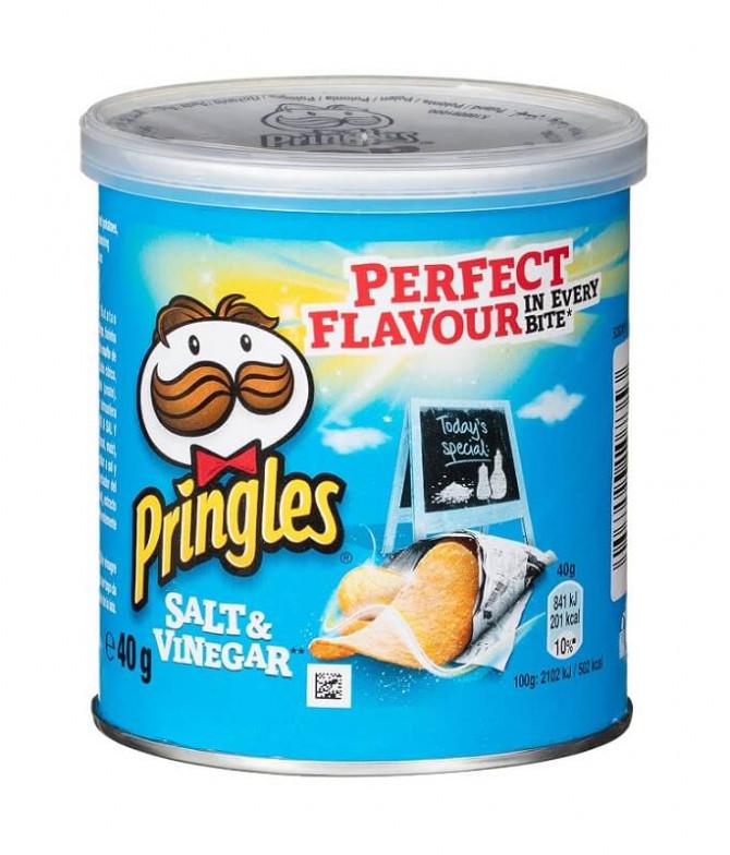 Pringles Sal Vinagre 40gr