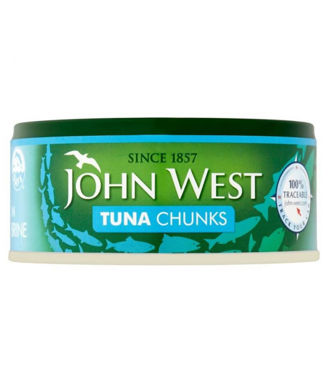 John West Atún al Natural 145gr T