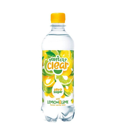 Perfectly Clear Agua Sabor Lima Limón 500ml T