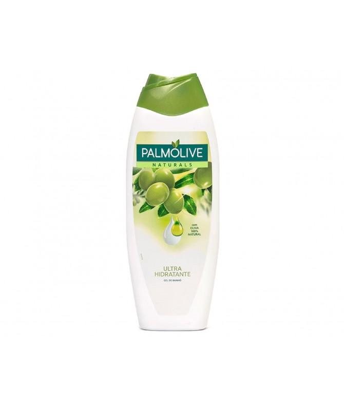 Palmolive Gel de Baño Aceituna & Leche Hidratante 500ml