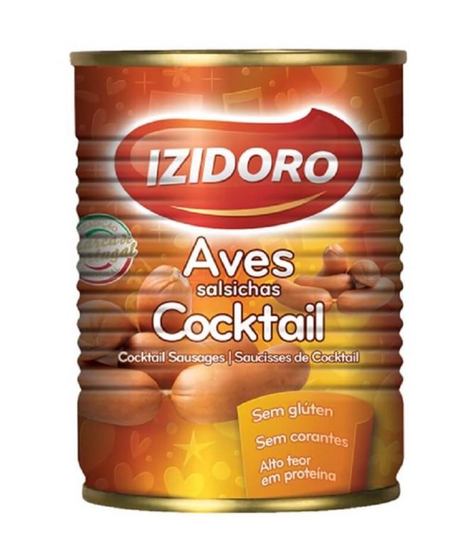Izidoro Salsicha Cocktail Aves 3,15Kg
