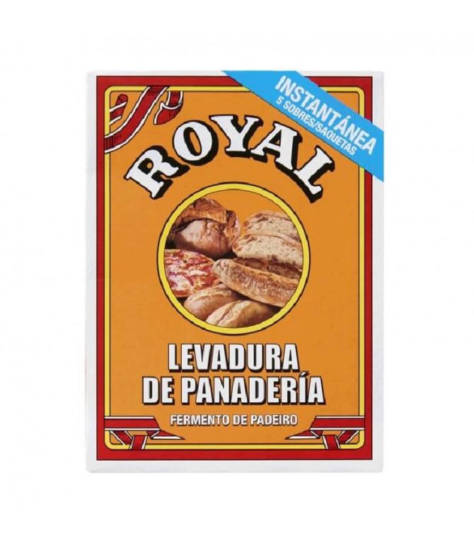 Royal Fermento Padeiro 27,5gr