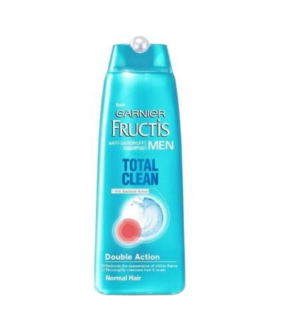 Fructis Champú Men Total Clean 250ml