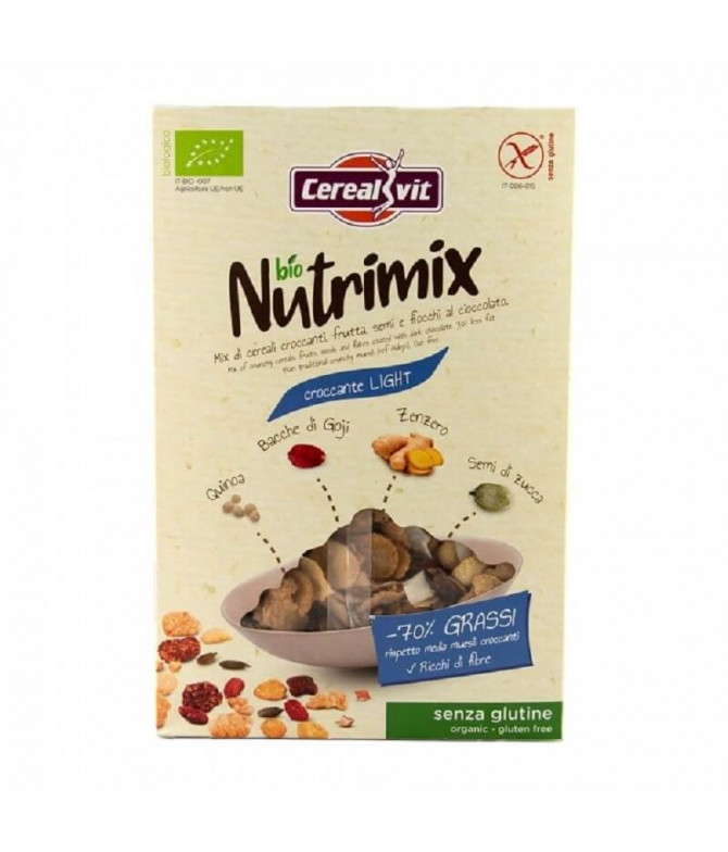 Cerealvit Cereais Bio Nutrimix 250gr