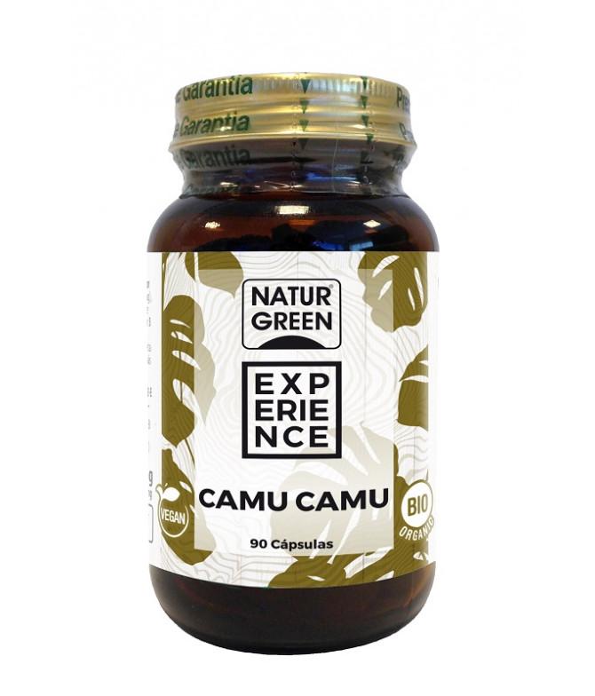 NaturGreen Experience Camu Camu BIO 90un