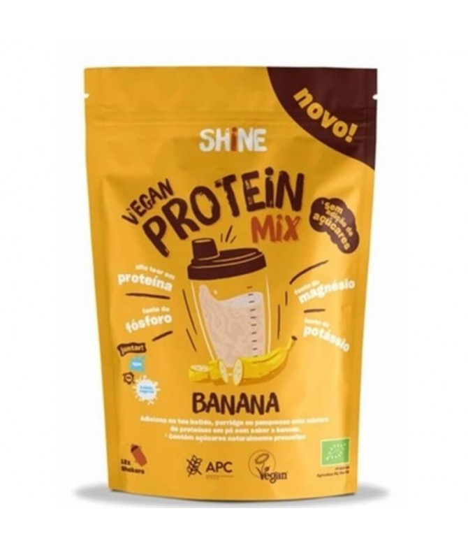 Shine Mix Proteína Banana BIO 250gr