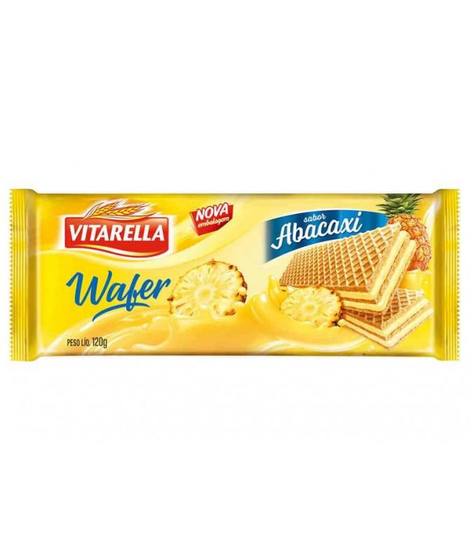 Vitarella Wafer Piña 120gr T