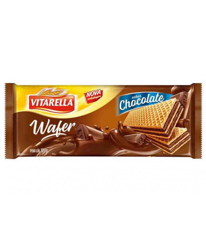 Vitarella Wafer Chocolate 120gr T