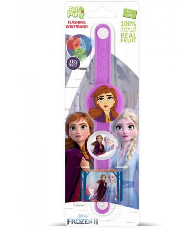 Disney Bracelete Luz Frozen 1un