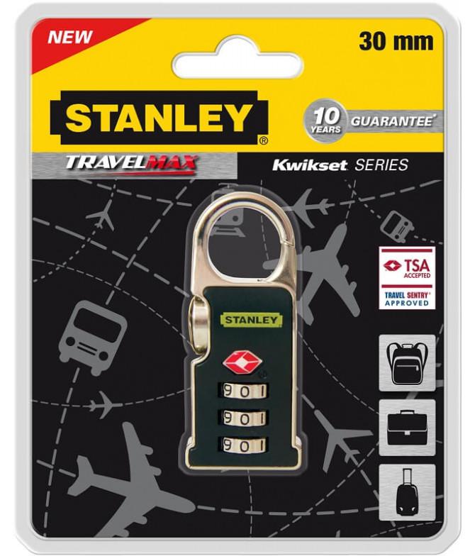 Stanley Candado Viaje 30mm 1un