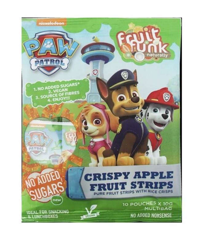 Fruit Funk Bites Maçã 10x10gr