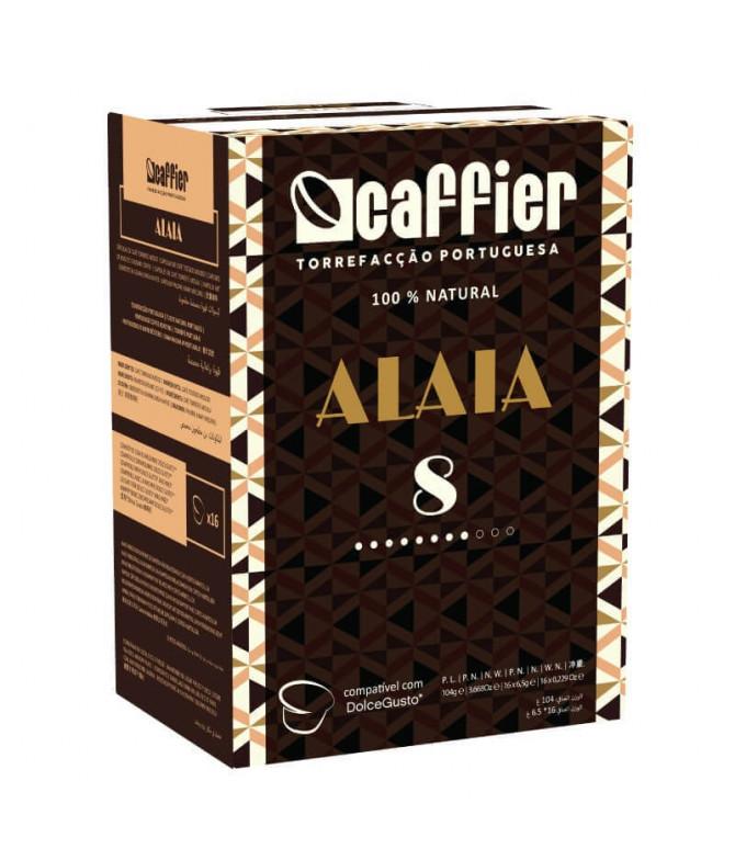 Caffier Alaia Café Comp Dolce Gusto 16un T