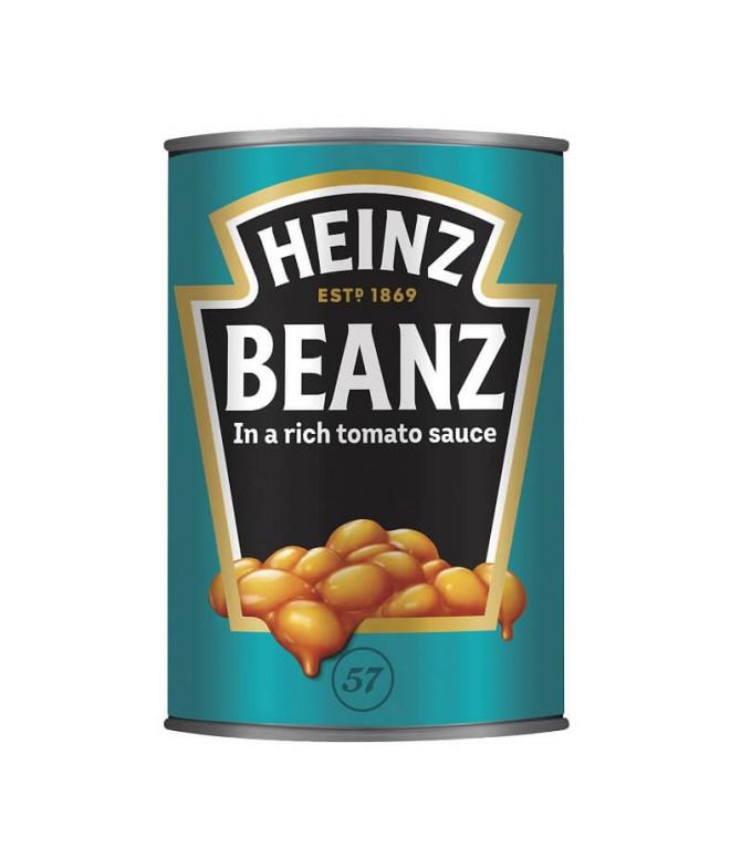 Heinz Beanz Feijão Cozido 420gr