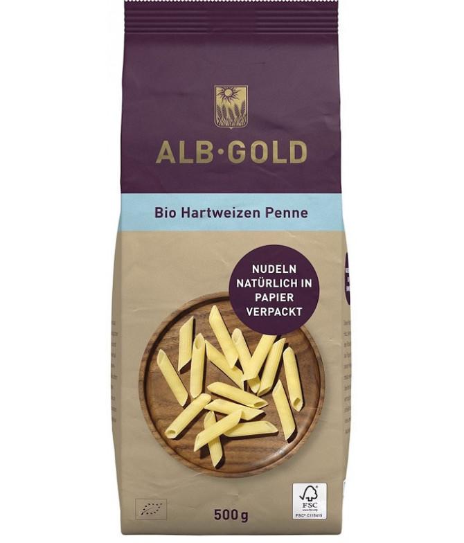 Alb Gold Massa Penne BIO 500gr