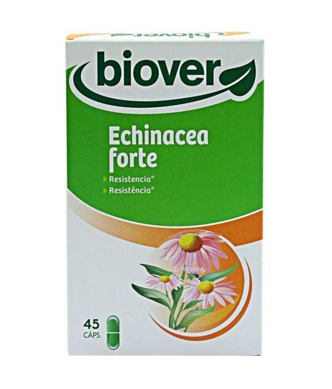 Biover Echinacea Forte SIST IMUNITÁRIO 45un