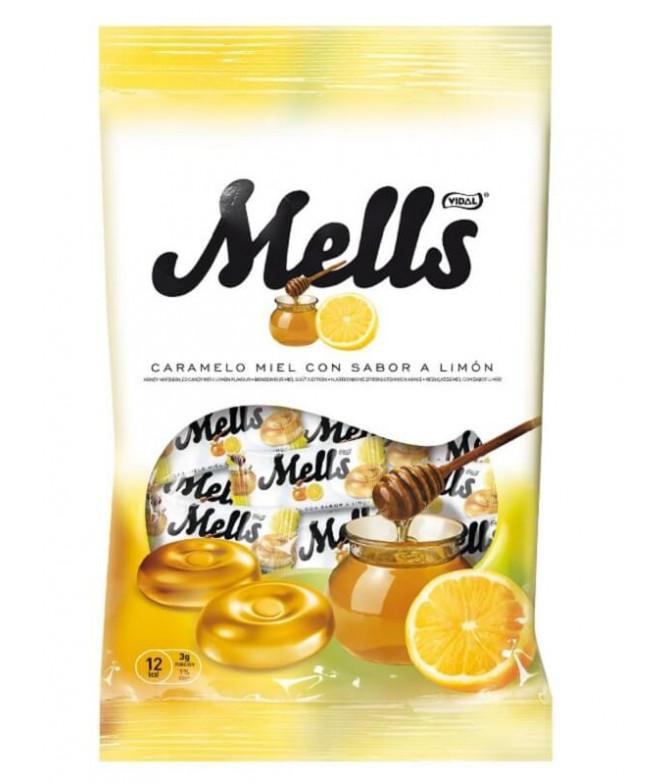 Vidal Mells Caramelo Miel Limón 300un T