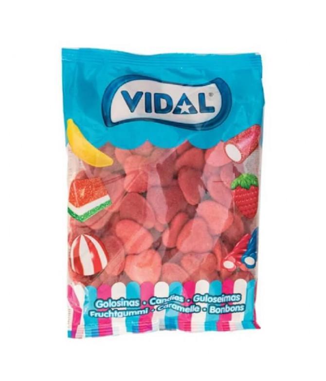 Vidal Gominolas Corazón Brillante 400gr T