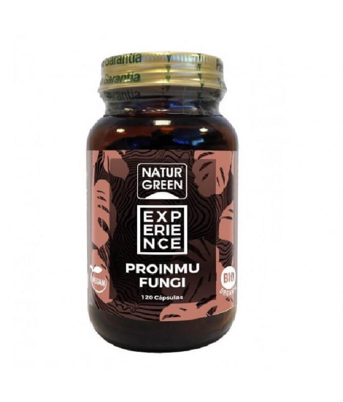 NaturGreen Experience Proinmu Fungi BIO 120un