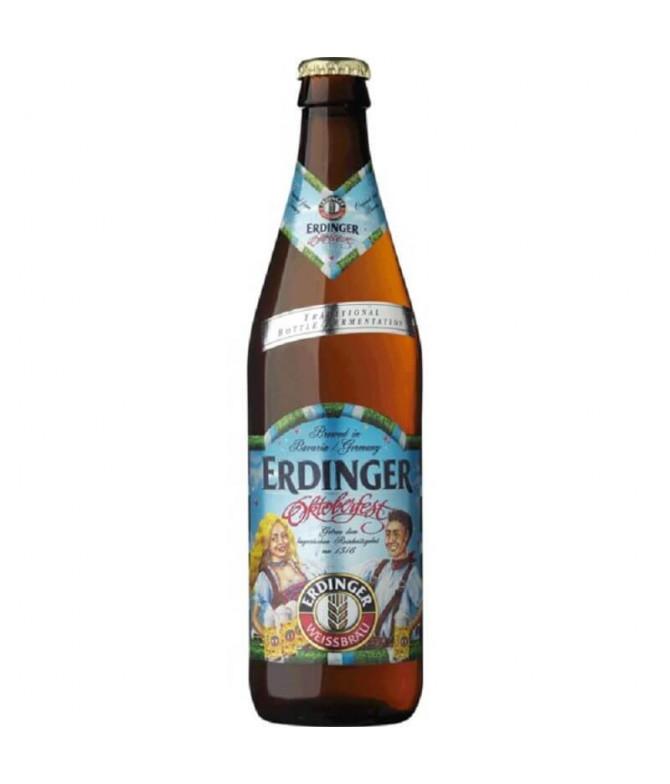 Erdinger Oktoberfest Cerveza 50cl T