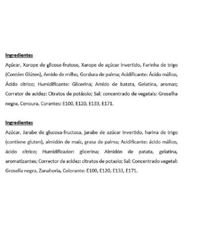 Vidal Dulcipica XL Fresa 24+6un T