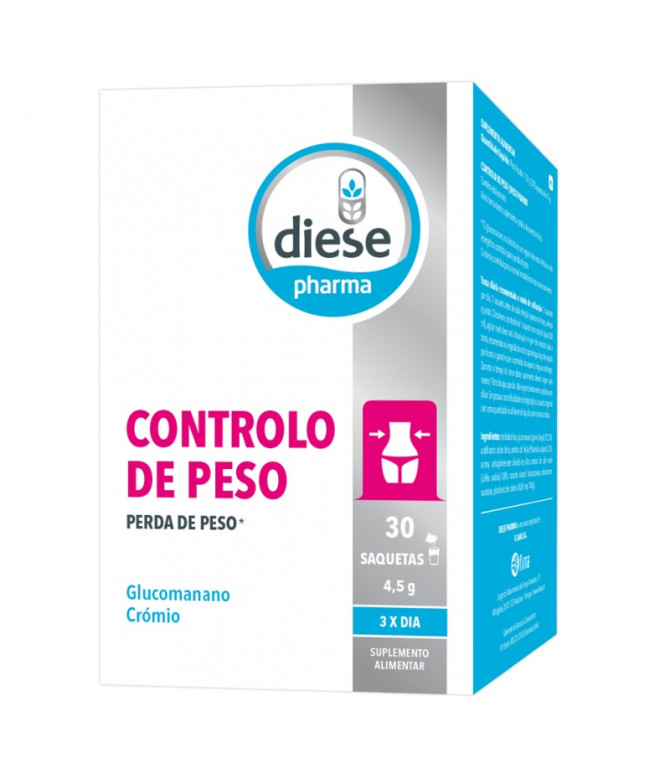 Diese Pharma Controlo Peso 30un