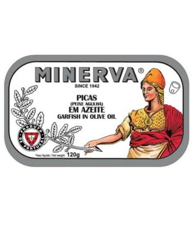 MinervaPez Aguja en Aceite 120gr T