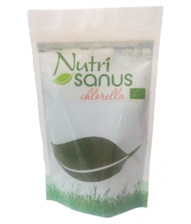 Nutri Sanus Chlorella BIO 150gr