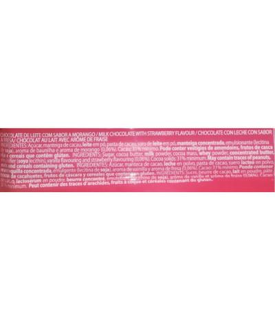 Regina Chocolate Leite Morango 20gr