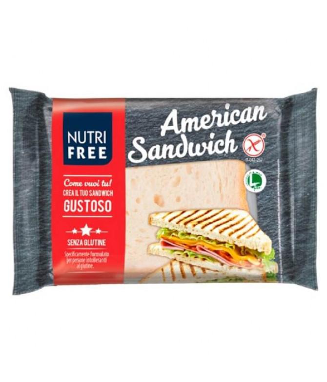 Nutrifree Sándwich Americano 240gr T