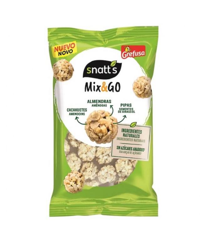 Snatt's Mix&Go Frutos Secos 55gr