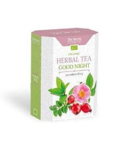 Té Herbal Tea Biológico Buenas Noches 20un