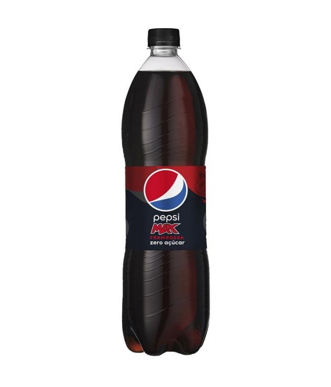 Pepsi Max Framboesa 1L