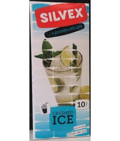 Silvex Sacos para Gelo Picado 10un