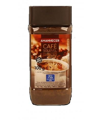 Café Soluble SIN GLUTEN Amanhecer 100gr