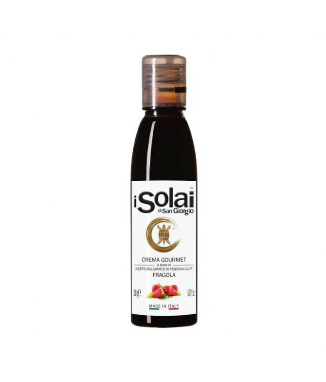 I Solai di San Giorgio Vinagre Balsámico Fresa 180gr T
